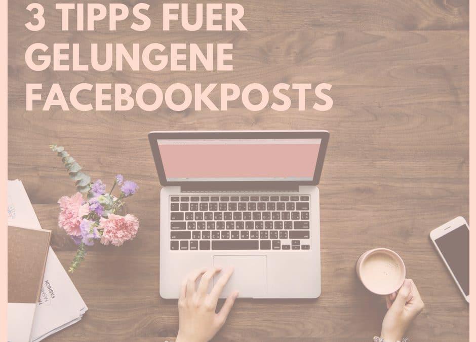 3 Tipps wie Sie Ihrer Facebook Fanpage das gewisse Etwas verleihen
